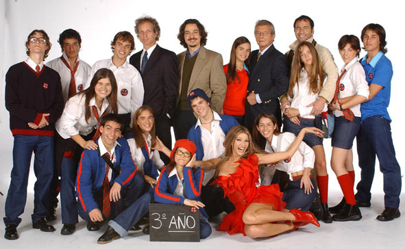 el video clips de rebelde: